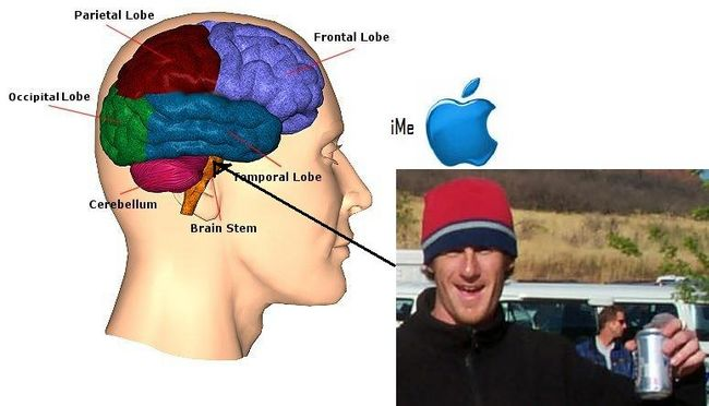 New from Apple: the iMe